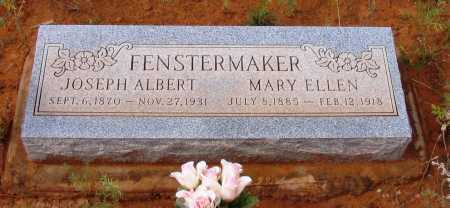 FENSTERMAKER, MARY ELLEN - Yavapai County, Arizona | MARY ELLEN FENSTERMAKER - Arizona Gravestone Photos