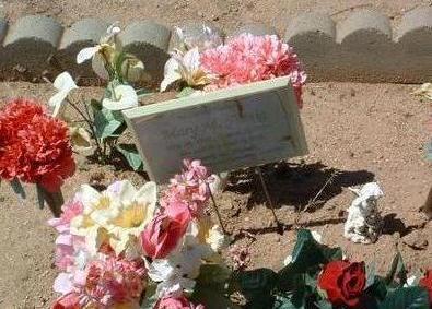 FETTIG, MARIA MARY - Yavapai County, Arizona | MARIA MARY FETTIG - Arizona Gravestone Photos