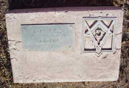 FIELD, BABY - Yavapai County, Arizona | BABY FIELD - Arizona Gravestone Photos