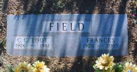 FIELD, FRANCES L. - Yavapai County, Arizona | FRANCES L. FIELD - Arizona Gravestone Photos