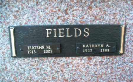 FIELDS, EUGENE M. - Yavapai County, Arizona | EUGENE M. FIELDS - Arizona Gravestone Photos