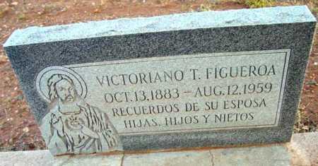 FIGUEROA, VICTORIANO T. - Yavapai County, Arizona   VICTORIANO T. FIGUEROA - Arizona Gravestone Photos