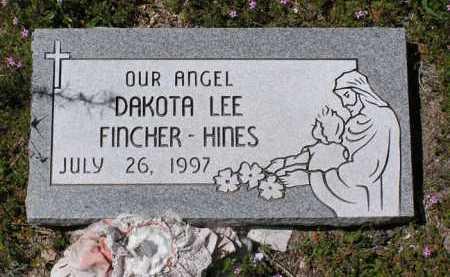 FINCHER-HINES, DAKOTA - Yavapai County, Arizona | DAKOTA FINCHER-HINES - Arizona Gravestone Photos