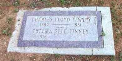 FINNEY, THELMA - Yavapai County, Arizona | THELMA FINNEY - Arizona Gravestone Photos