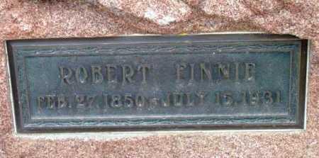 FINNIE, ROBERT - Yavapai County, Arizona | ROBERT FINNIE - Arizona Gravestone Photos