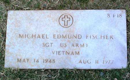 FISCHER, MICHAEL EDMUND - Yavapai County, Arizona   MICHAEL EDMUND FISCHER - Arizona Gravestone Photos