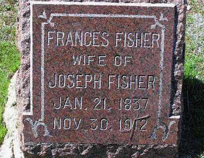 WARRINGTON FISHER, FRANCES - Yavapai County, Arizona | FRANCES WARRINGTON FISHER - Arizona Gravestone Photos