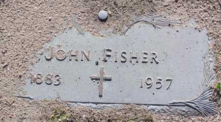 FISHER, JOHN - Yavapai County, Arizona | JOHN FISHER - Arizona Gravestone Photos
