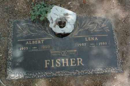 FISHER, EVELINA LOUISE - Yavapai County, Arizona   EVELINA LOUISE FISHER - Arizona Gravestone Photos