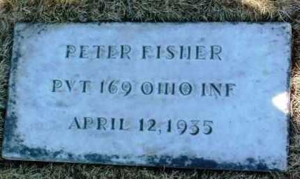 FISHER, PETER - Yavapai County, Arizona | PETER FISHER - Arizona Gravestone Photos