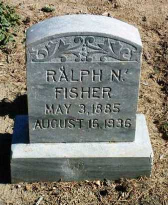 FISHER, RALPH NORMAN - Yavapai County, Arizona | RALPH NORMAN FISHER - Arizona Gravestone Photos