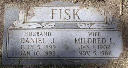 FISK, DANIEL JOHN - Yavapai County, Arizona   DANIEL JOHN FISK - Arizona Gravestone Photos