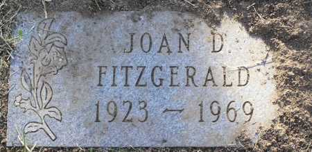 FITZGERALD, DESOLEA JOAN - Yavapai County, Arizona | DESOLEA JOAN FITZGERALD - Arizona Gravestone Photos