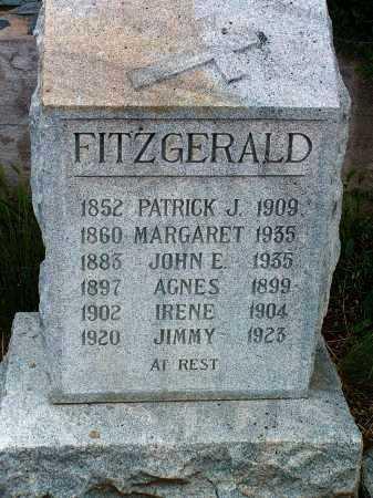 FITZGERALD, JOHN EDWARD - Yavapai County, Arizona   JOHN EDWARD FITZGERALD - Arizona Gravestone Photos