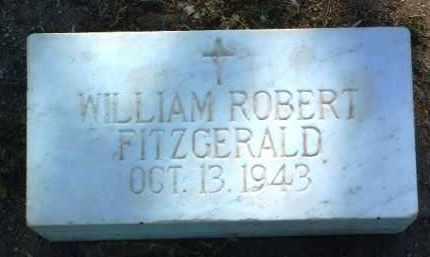 FITZGERALD, WILLIAM R. - Yavapai County, Arizona | WILLIAM R. FITZGERALD - Arizona Gravestone Photos