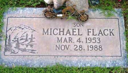 FLACK, LEONARD MICHAEL - Yavapai County, Arizona   LEONARD MICHAEL FLACK - Arizona Gravestone Photos