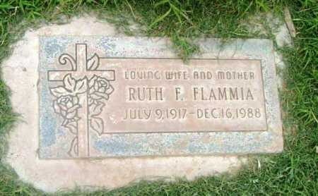 LOUBET FLAMMIA, RUTH FRANCINE - Yavapai County, Arizona | RUTH FRANCINE LOUBET FLAMMIA - Arizona Gravestone Photos