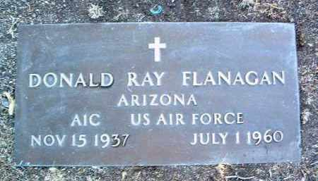FLANAGAN, DONALD RAY - Yavapai County, Arizona | DONALD RAY FLANAGAN - Arizona Gravestone Photos