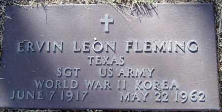 FLEMING, ERVIN LEON - Yavapai County, Arizona   ERVIN LEON FLEMING - Arizona Gravestone Photos