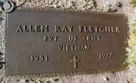 FLETCHER, ALLEN RAY - Yavapai County, Arizona | ALLEN RAY FLETCHER - Arizona Gravestone Photos