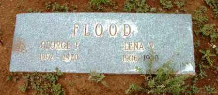 FLOOD, LENA V. - Yavapai County, Arizona   LENA V. FLOOD - Arizona Gravestone Photos