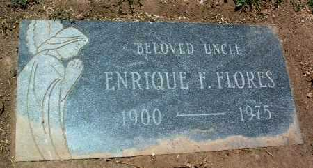 FLORES, ENRIQUE F. - Yavapai County, Arizona | ENRIQUE F. FLORES - Arizona Gravestone Photos