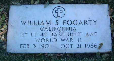 FOGARTY, WILLIAM S. - Yavapai County, Arizona | WILLIAM S. FOGARTY - Arizona Gravestone Photos