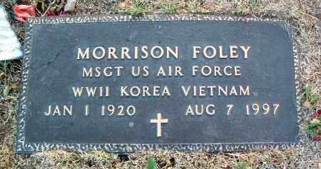 FOLEY, MORRISON - Yavapai County, Arizona | MORRISON FOLEY - Arizona Gravestone Photos
