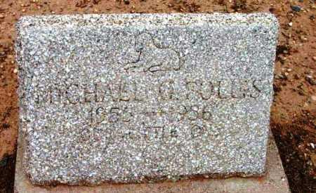 FOLLIS, MICHAEL G. - Yavapai County, Arizona | MICHAEL G. FOLLIS - Arizona Gravestone Photos