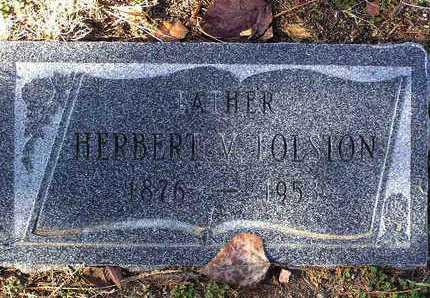 FOLSTON, HERBERT VERNON - Yavapai County, Arizona | HERBERT VERNON FOLSTON - Arizona Gravestone Photos
