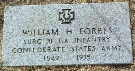 FORBES, WILLIAM H. - Yavapai County, Arizona | WILLIAM H. FORBES - Arizona Gravestone Photos
