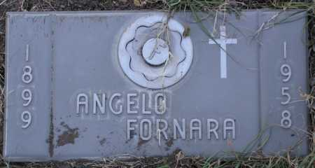 FORNARA, ANGELO - Yavapai County, Arizona | ANGELO FORNARA - Arizona Gravestone Photos