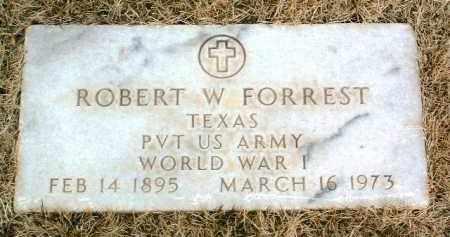 FORREST, ROBERT WILLIAM - Yavapai County, Arizona   ROBERT WILLIAM FORREST - Arizona Gravestone Photos