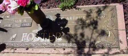 FOSTER, ARTHUR - Yavapai County, Arizona | ARTHUR FOSTER - Arizona Gravestone Photos