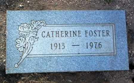 FOSTER, CATHERINE - Yavapai County, Arizona   CATHERINE FOSTER - Arizona Gravestone Photos