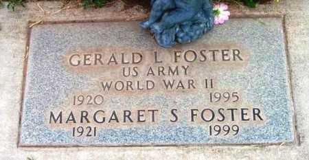 FOSTER, GERALD L. - Yavapai County, Arizona | GERALD L. FOSTER - Arizona Gravestone Photos