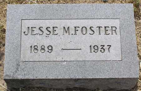 FOSTER, JESSE M. - Yavapai County, Arizona   JESSE M. FOSTER - Arizona Gravestone Photos