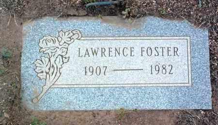 FOSTER, LAWRENCE T. - Yavapai County, Arizona | LAWRENCE T. FOSTER - Arizona Gravestone Photos