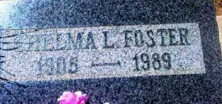 FOSTER, THELMA L. - Yavapai County, Arizona | THELMA L. FOSTER - Arizona Gravestone Photos