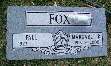 FOX, PAUL - Yavapai County, Arizona | PAUL FOX - Arizona Gravestone Photos
