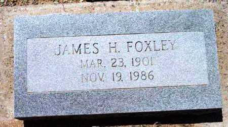 FOXLEY, JAMES HENRY - Yavapai County, Arizona | JAMES HENRY FOXLEY - Arizona Gravestone Photos