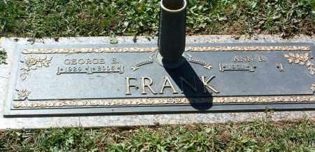 FRANK, ANN - Yavapai County, Arizona | ANN FRANK - Arizona Gravestone Photos