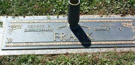 SKELLY FRANK, ANN B. - Yavapai County, Arizona | ANN B. SKELLY FRANK - Arizona Gravestone Photos