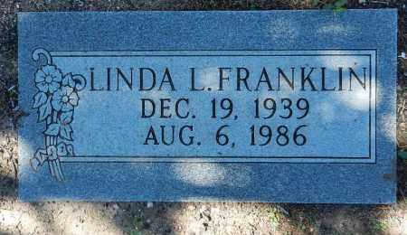FRANKLIN, LINDA L. - Yavapai County, Arizona | LINDA L. FRANKLIN - Arizona Gravestone Photos
