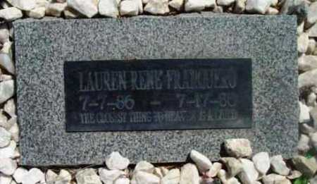 FRANKUEKO, LAUREN RENE - Yavapai County, Arizona | LAUREN RENE FRANKUEKO - Arizona Gravestone Photos