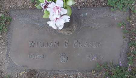FRASER, WILLIAM EDWARD (BILL) - Yavapai County, Arizona | WILLIAM EDWARD (BILL) FRASER - Arizona Gravestone Photos