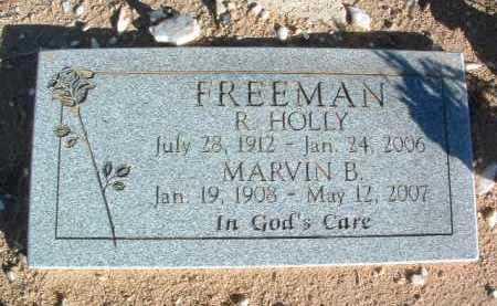 FREEMAN, RUTH HOLLY - Yavapai County, Arizona | RUTH HOLLY FREEMAN - Arizona Gravestone Photos