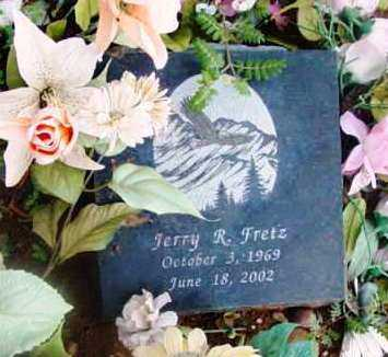 FRETZ, TERRY R. - Yavapai County, Arizona | TERRY R. FRETZ - Arizona Gravestone Photos