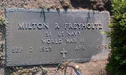 FREYHOLTZ, MILTON RAYMOND - Yavapai County, Arizona | MILTON RAYMOND FREYHOLTZ - Arizona Gravestone Photos