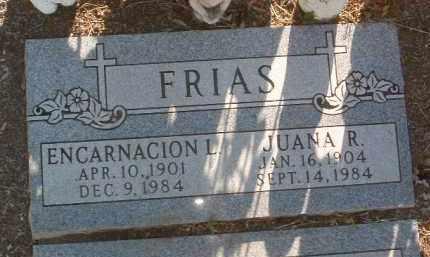 FRIAS, JUANA R. - Yavapai County, Arizona | JUANA R. FRIAS - Arizona Gravestone Photos